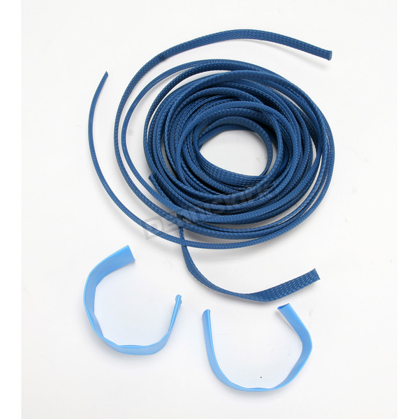 Accel High Temperature Sleeving Kit-Blue - 2007BL