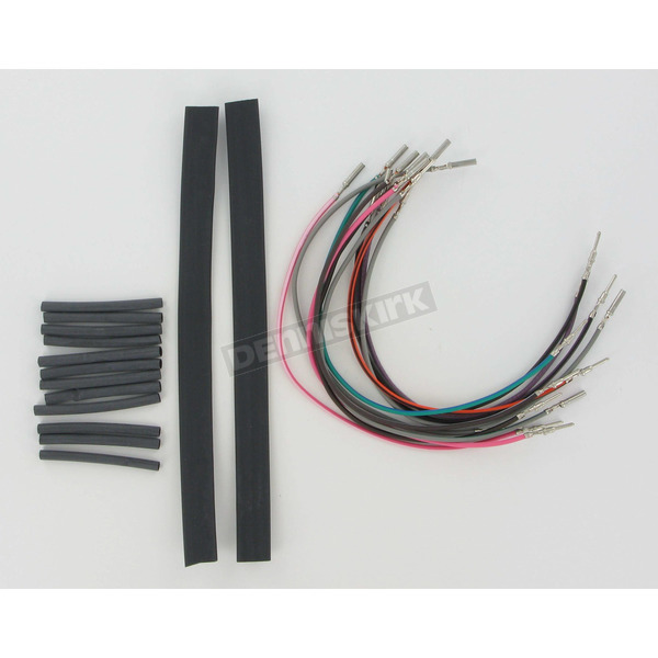 Novello Handlebar Wire Harness 8 in. Extension Kit for CB Radio - DN-WHRC8