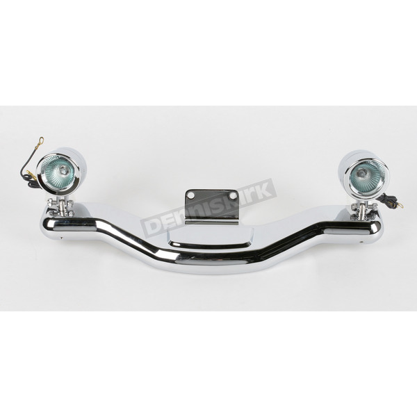 Show Chrome 2 3/8 in. Contour Driving Light Kit - 63-313