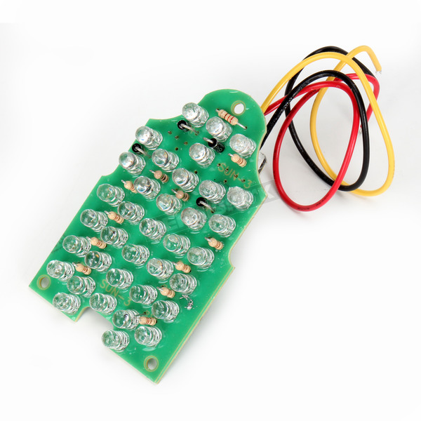 Drag Specialties LED Board  - 2010-0566