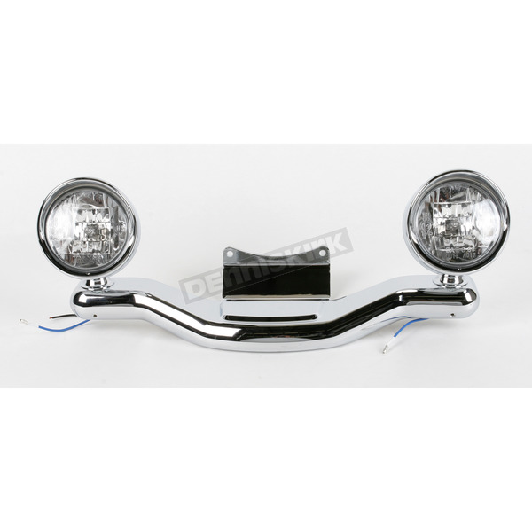 Show Chrome 3 1/2 in. Contour Driving Light Kit - 53-422