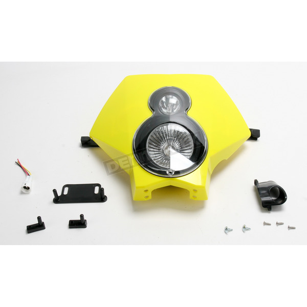 Trail Tech HID X2 Headlight - 36E6-70