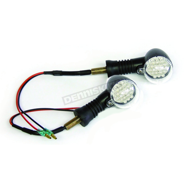 Prima Universal Scooter LED Turn Signals - 0900-1018