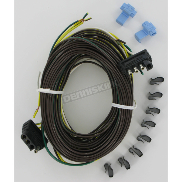 Wesbar 18 in. Trailer Connector Four-Way Harness - 707103