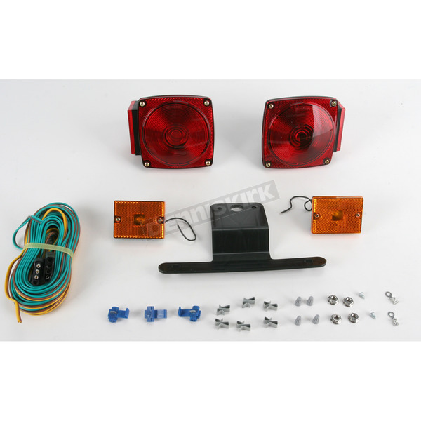 Wesbar Standard Taillight Kit - 2823285
