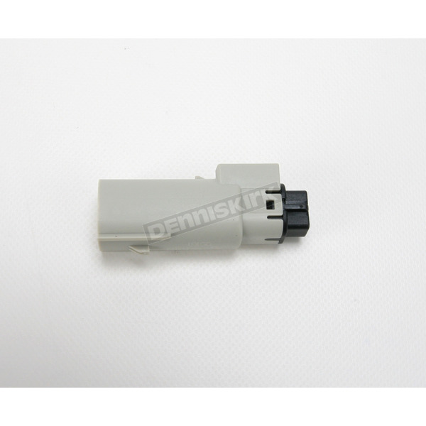 NAMZ Custom Cycle Products Gray Molex MX 150 4-Pin Male Connector - NM-33482-4002