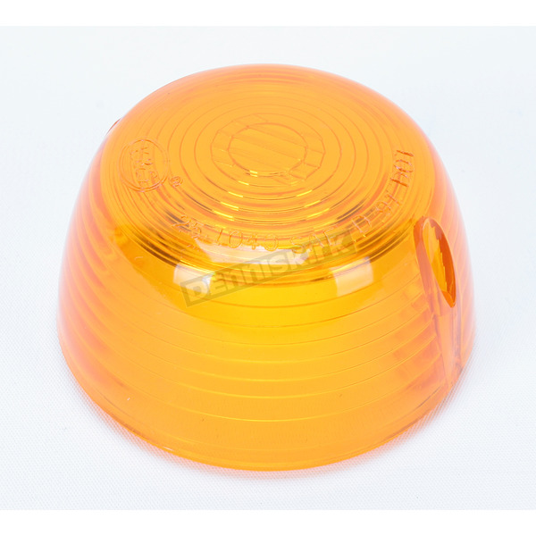K & S Replacement Amber Lens - 25-1040