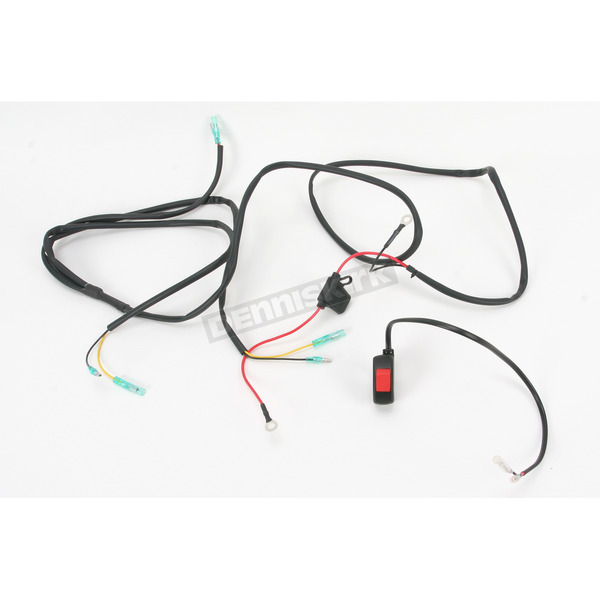 Trail Tech Wire Harness for Trail Tech SC4, MR16 and LED Lights - 040-WH7B