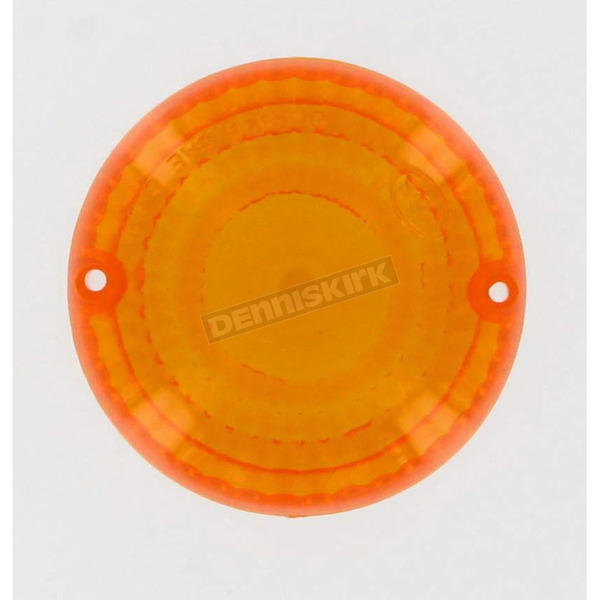 K & S Replacement Amber Lens - 25-4020