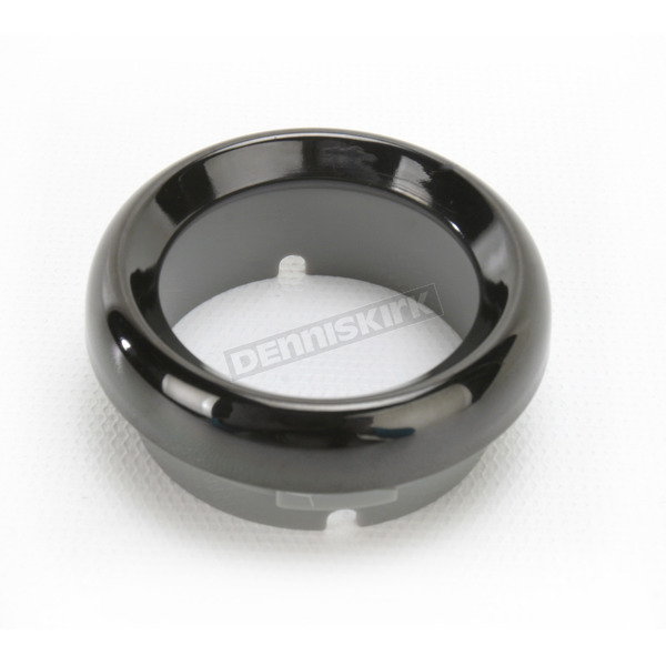 Saddlemen Replacement Titanium Black Chrome Standard Trim Ring - 2040-0812