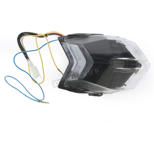 Competition Werkes Integrated Taillight w/Stealth Lens - MPH-80174S