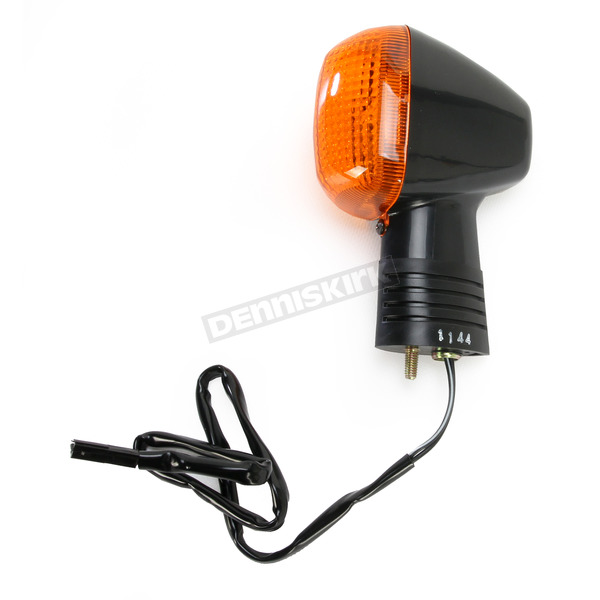K & S DOT Approved Turn Signals w/Amber Lens - 25-1144