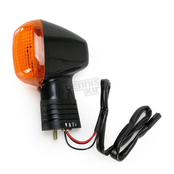 K & S DOT Approved Turn Signals w/Amber Lens - 25-1171