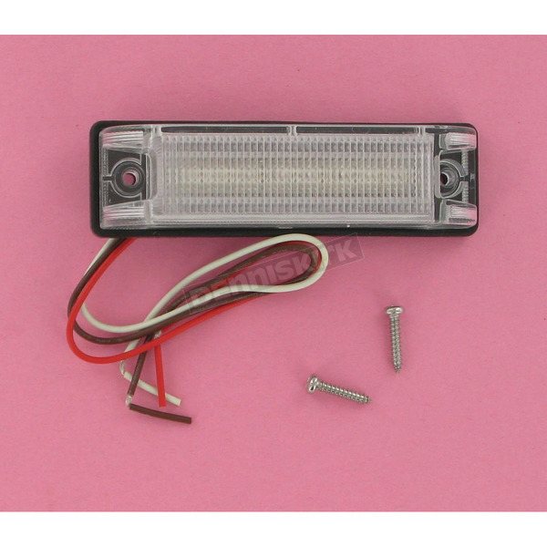 Bluhm Enterprises Rectangular Trailer LED Brite Lite - BL-TLED5R