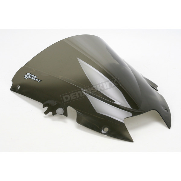 Zero Gravity Smoke Double Bubble Windscreen - 16-441-02