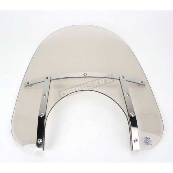 Memphis Shades Memphis Fats 19 in. Windshield with 11 in. Headlight Cutout - MEM6919