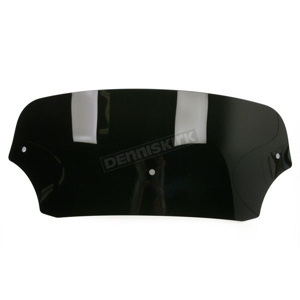 Memphis Shades Batwing 5 in. Black Windshield for Batwing Fairing - MEP8501