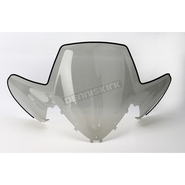 Kimpex 19 in. Smoke Windshield - 06-238-04
