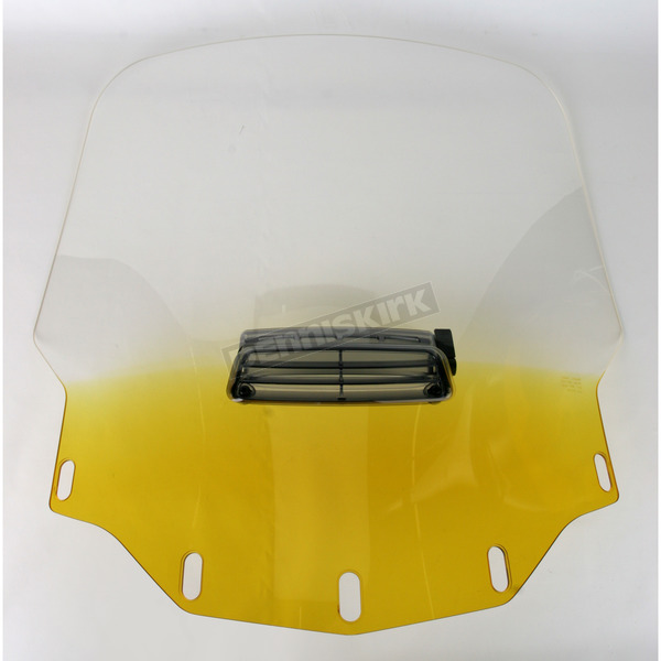 Memphis Shades Gradient Yellow Tall Vented Windshield - MEP4765