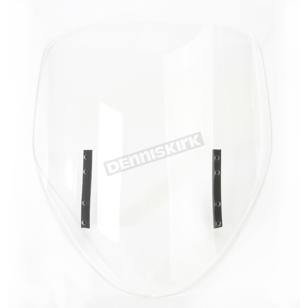 Rifle Clear Standard Height Replacement Windshield - 0.102.09.01-T