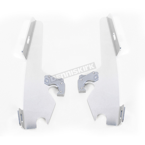 Memphis Shades No-Tool Trigger-Lock Hardware Kits to Change from Sportshields to Fats/Slim - Plates Only - MEK1860