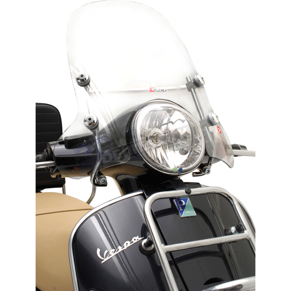 Faco Clear Mid-Size Windshield - GTWS3