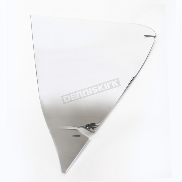 Tour Ease Chrome 6 in. Chopped Windscreen for Touring Models - 647760