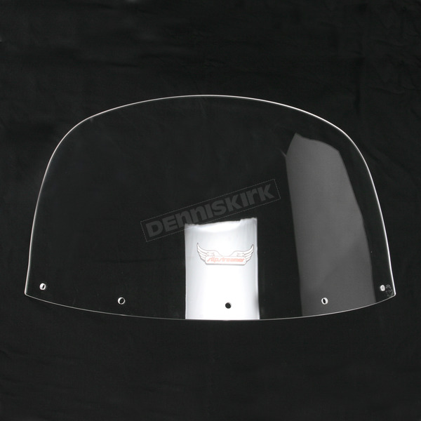 Slip Streamer Replacement 13 Inch Clear Windshield  - S-192-13