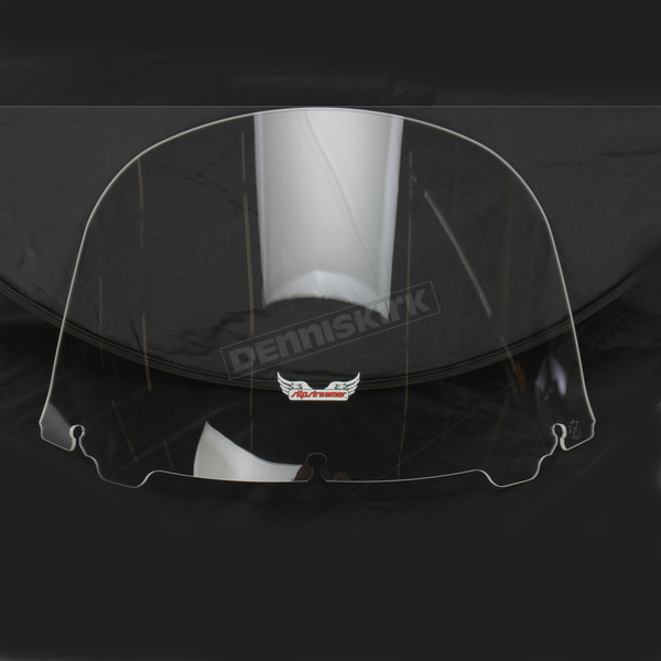 Slip Streamer Clear 13 in. Windshield For HD Touring Fairing - S-234-13