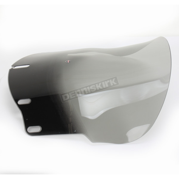 Klock Werks Tinted 16 in. Flare Non-Vented Windshield - 2312-0253