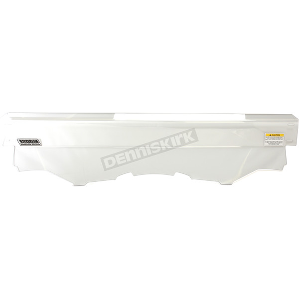 Moose Clear Half Windshield - 2317-0317