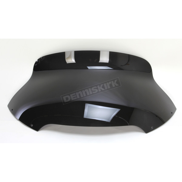 Memphis Shades Dark Smoke 8.5 in. Spoiler Windshield for OEM Fairings - MEP86110
