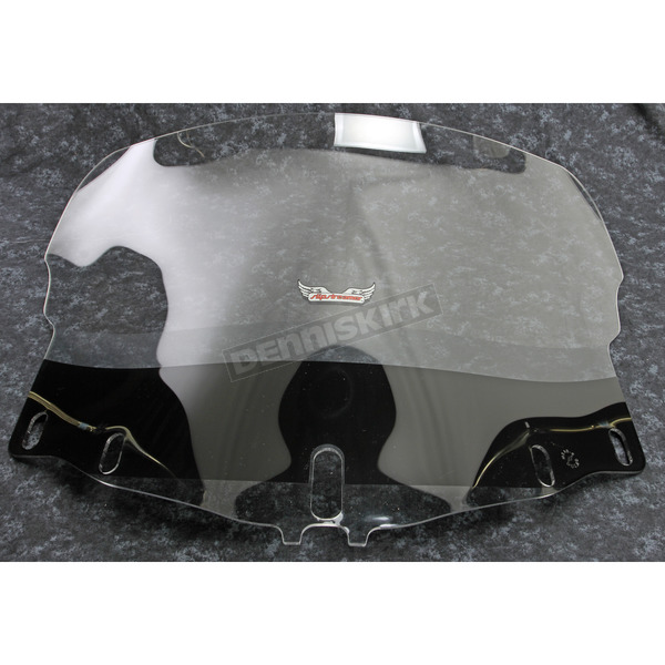 Slip Streamer Euro Shorty Style Fairing Replacement Windshield - S-167SH