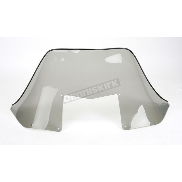 Kimpex 10 in. Smoke Windshield - 06-124