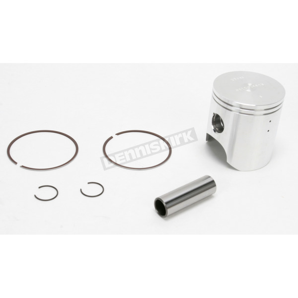 Wiseco High Performance Pro-Lite Piston Assembly - 66.5mm Bore - 2418M06650