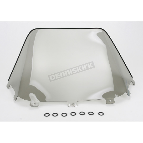 Kimpex 20 in. Smoke Windshield - 06-432