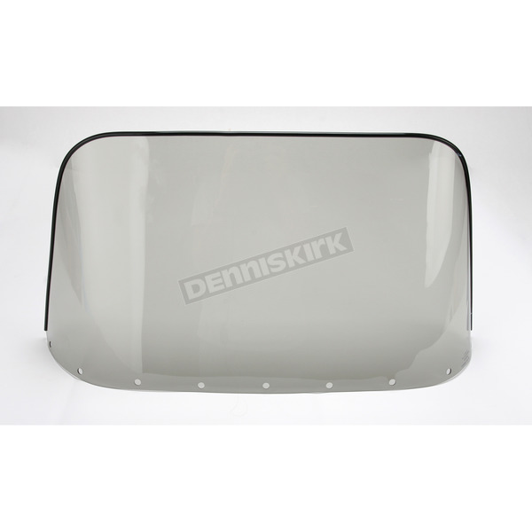 Kimpex 14 in. Smoke Windshield - 06-404