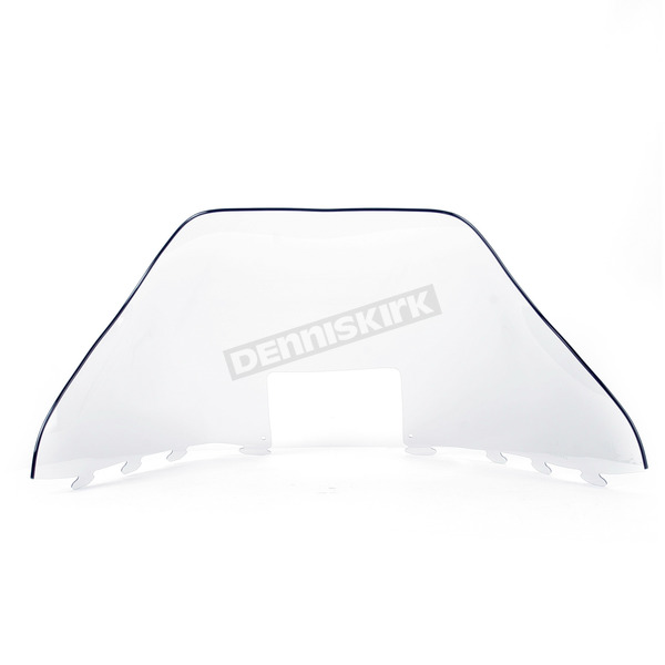 Sno-Stuff 13 1/2 in. Smoke Windshield - 450-234
