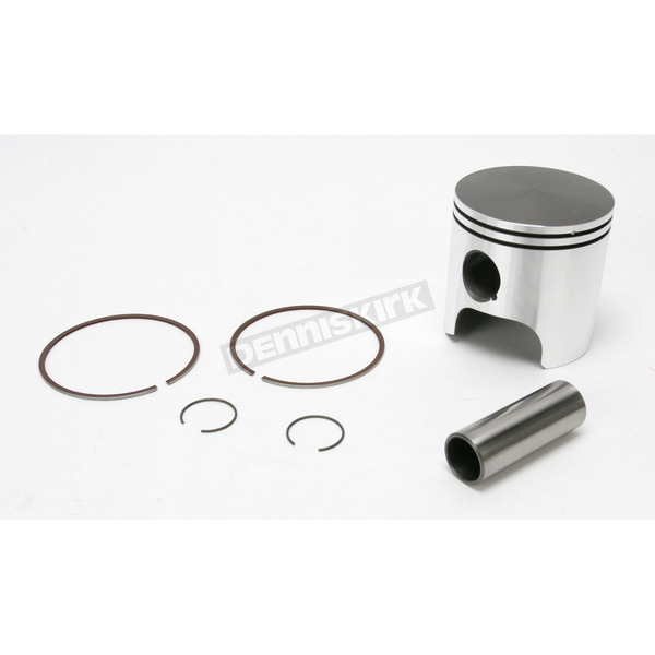 Wiseco High Performance Pro-Lite Piston Assembly - 81mm Bore - 2431M08100