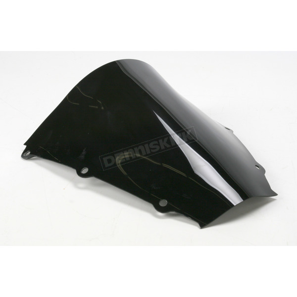 Moto Brackets Smoke Acrylic Windscreen - WSAS504
