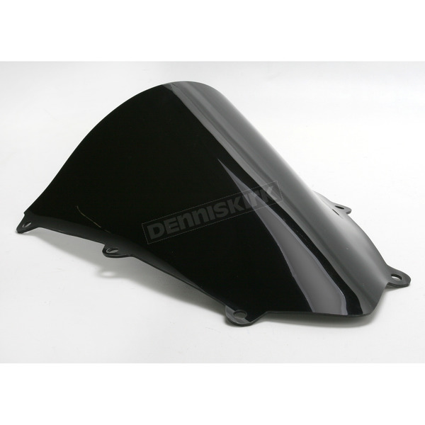 Moto Brackets Smoke Acrylic Windscreen - WSAS506