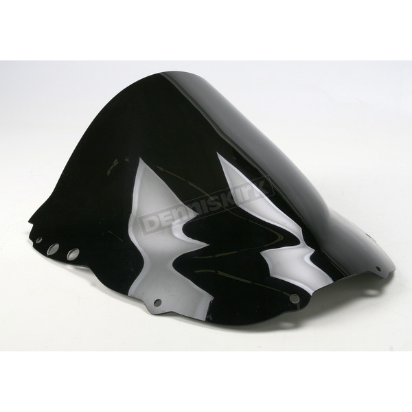 Moto Brackets Smoke Acrylic Windscreen - WSAS510