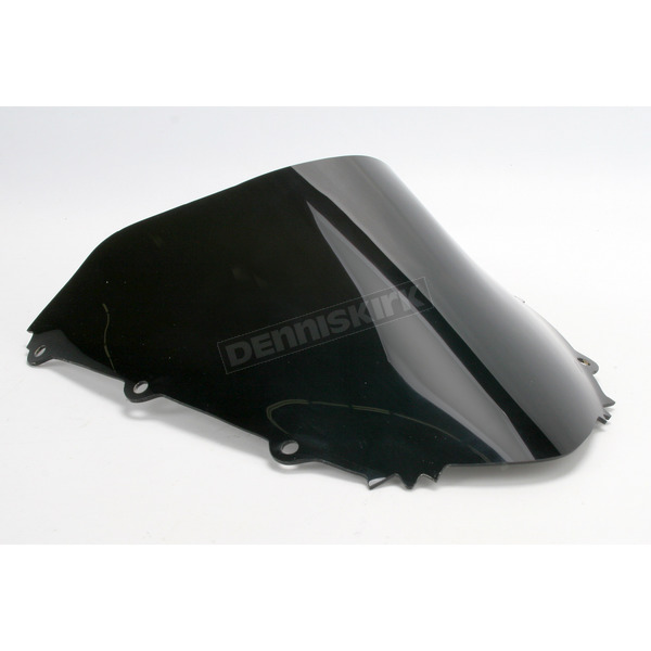 Moto Brackets Smoke Acrylic Windscreen - WSAS515