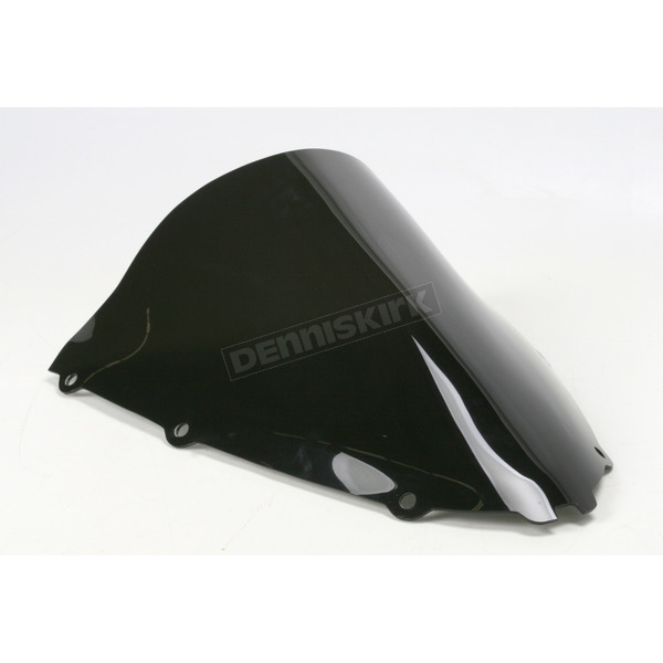 Moto Brackets Smoke Acrylic Windscreen - WSAS614