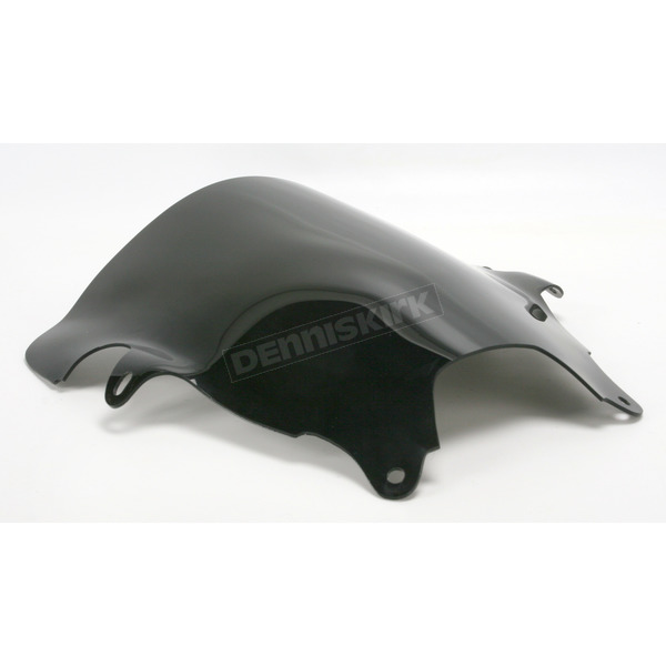 Moto Brackets Smoke Acrylic Windscreen - WSAS702