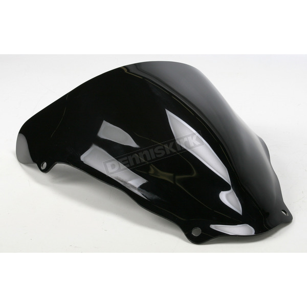 Moto Brackets Smoke Acrylic Windscreen - WSAS706