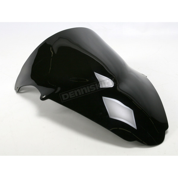 Moto Brackets Smoke Acrylic Windscreen - WSAS716
