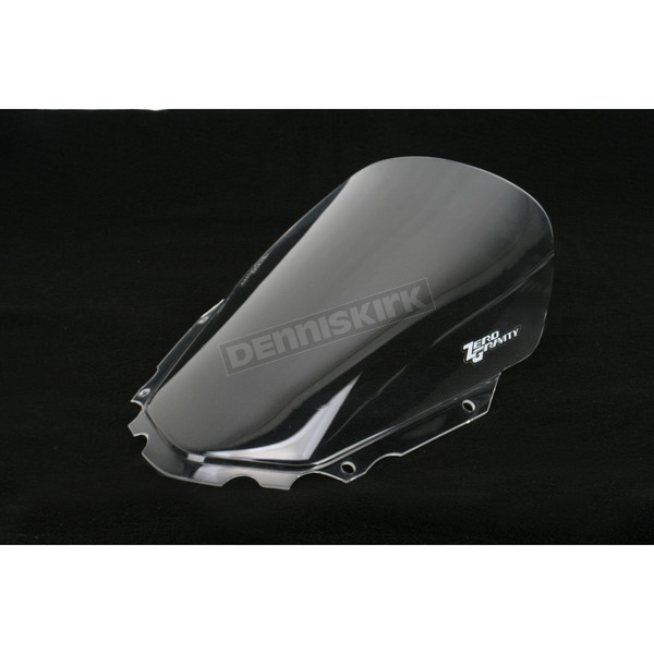 Zero Gravity Sport Touring Clear Windscreen - 23-206-01
