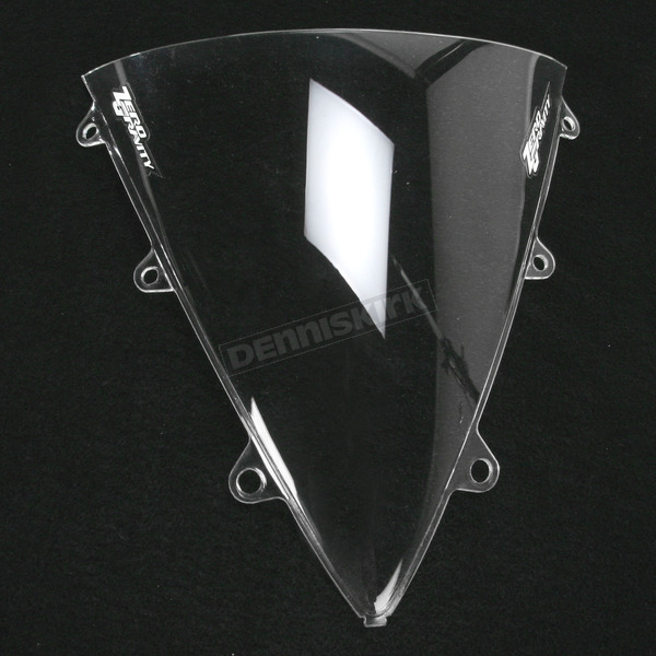 Zero Gravity Clear SR Series Windscreen - 20-426-01