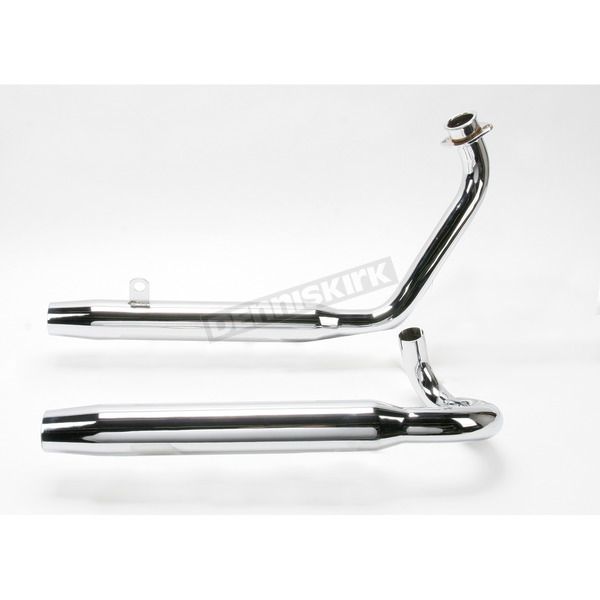Mac Staggered Dual Tapered Tips Exhaust System - 004-0521
